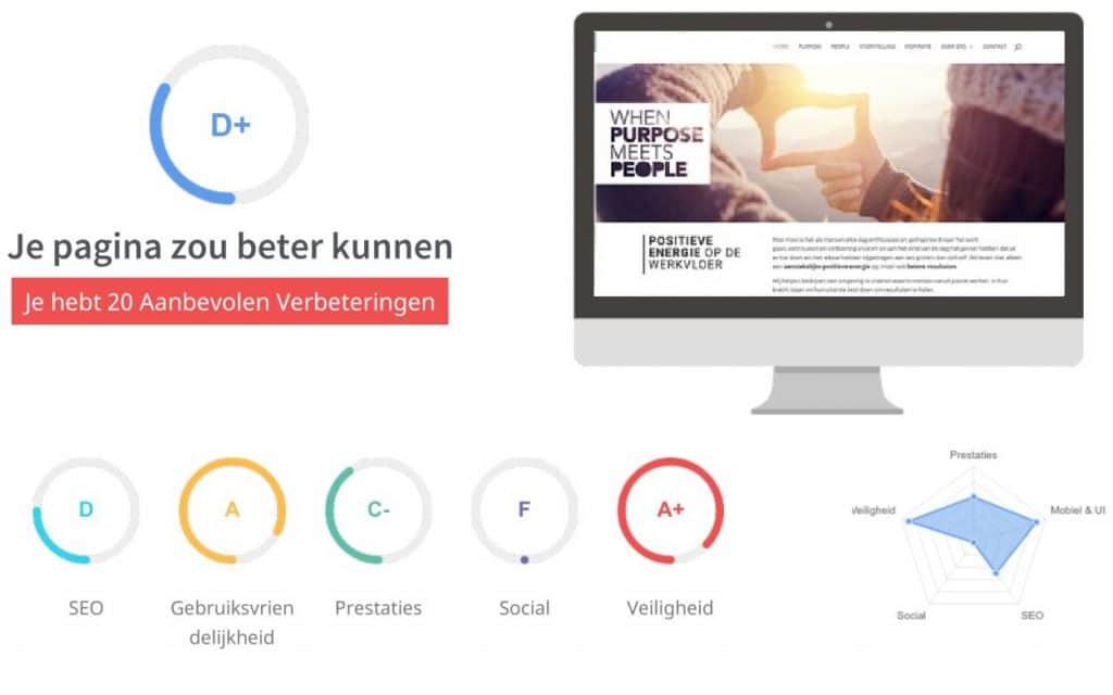 Quickscan online zichtbaarheid